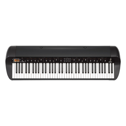 Korg SV1 Stage Vintage Piano (73-Key Matte Black)