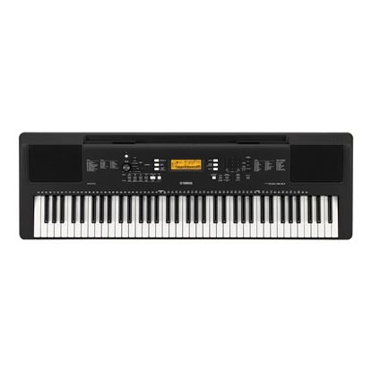 Yamaha PSR-EW300 Portable 76 Key Keyboard (PSREW300) Front View