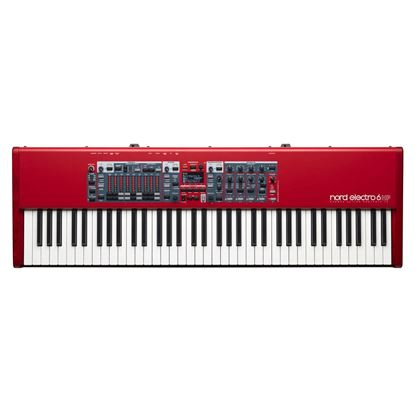 Nord Electro 6HP 73 Note Hammer Action Portable Keyboard Stage Piano
