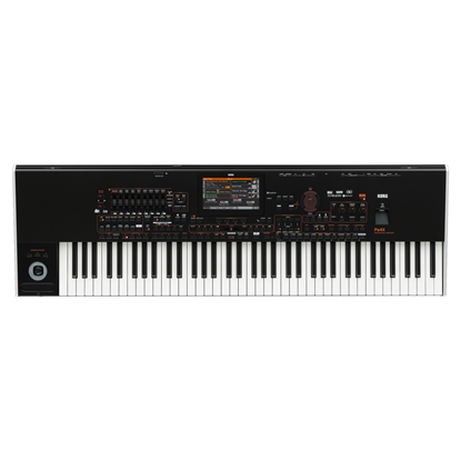 Korg Pa4X76 76 Key Professional Arranger Workstation Keyboard