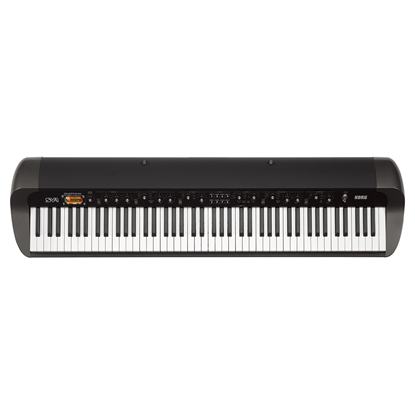 Korg SV1 Stage Vintage Piano (88-Key Matte Black)