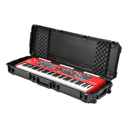 SKB 3i-5014-KBD iSeries Waterproof 76-Note Keyboard Case
