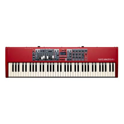 Nord Electro 6D 73 Note Semi-Weighted Waterfall Keyboard Stage Piano