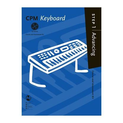 AMEB CPM Keyboard Advancing Step 1 Book/CD