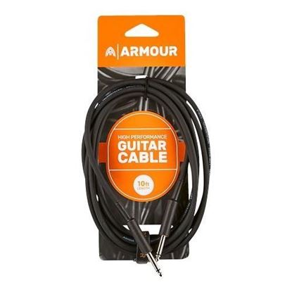 Armour GP10 HP Guitar 10 Foot Cable