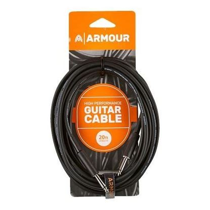 Armour GP20 HP Guitar 20 Foot Cable - Cable
