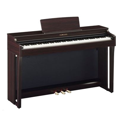 Yamaha CLP625R Clavinova Digital Piano with Seat - Rosewood