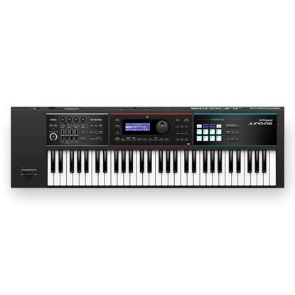 Roland JUNO-DS61 Synthesizer Mobile Synth - top