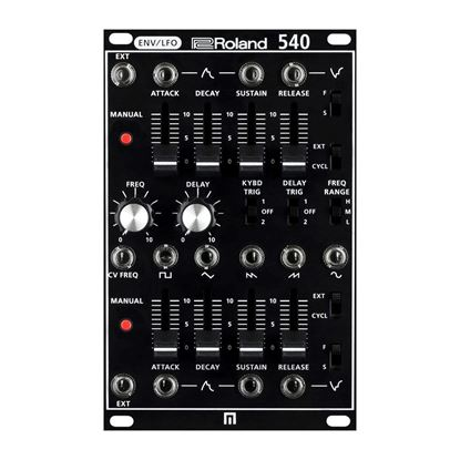 Roland SYSTEM-500 540 Modular Dual Envelope LFO (SYS540)