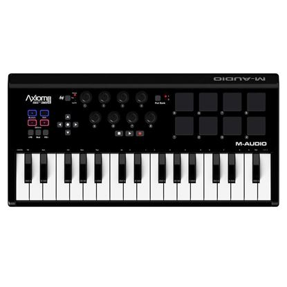 M-Audio Axiom AIR Mini - 32 Key Controller (with Drum Pads)