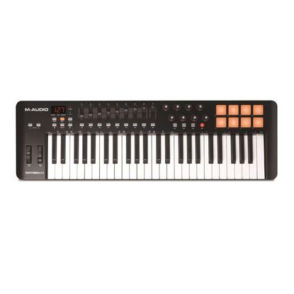 M-Audio Oxygen 49 MKIV USB/MIDI Keyboard Controller (w Drum Pads)