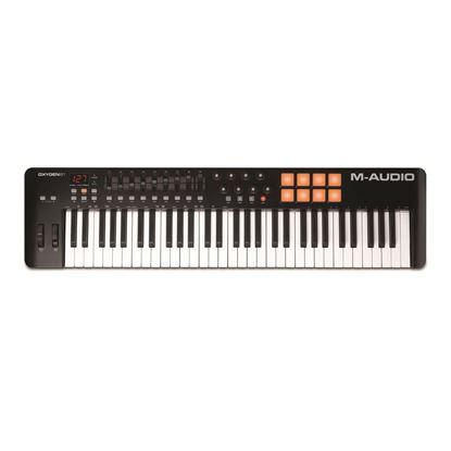 M-Audio Oxygen 61 MKIV USB/MIDI Keyboard Controller (w Drum Pads)