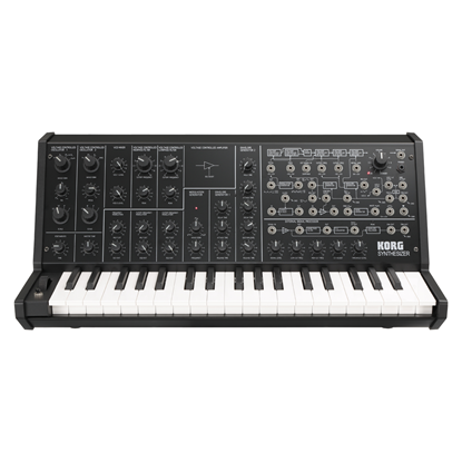 Korg MS20 Mini 37-Key Analogue Semi-Modular Synthesizer