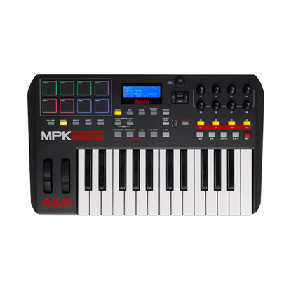 Akai MPK225 Performance Keyboard Controller (25 Keys)