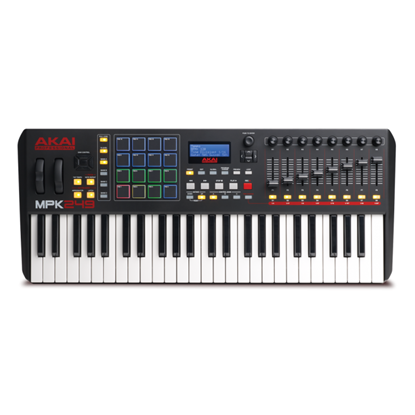 Akai MPK249 Performance Keyboard Controller (49 Keys)