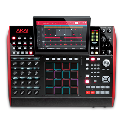 Akai Pro MPC X Standalone Music Production Centre - top