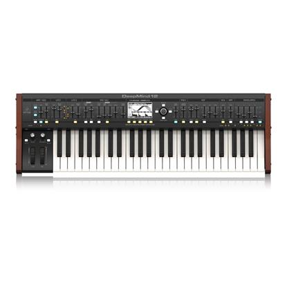 Behringer Deepmind 12 Polyphonic Analog Synthesizer (49 Key)