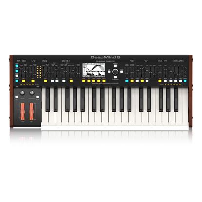 Behringer Deepmind 6 Polyphonic Analog Synthesizer (37 Key)