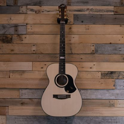 Maton EBG808 Vera May Limited Edition Acoustic Guitar - Front