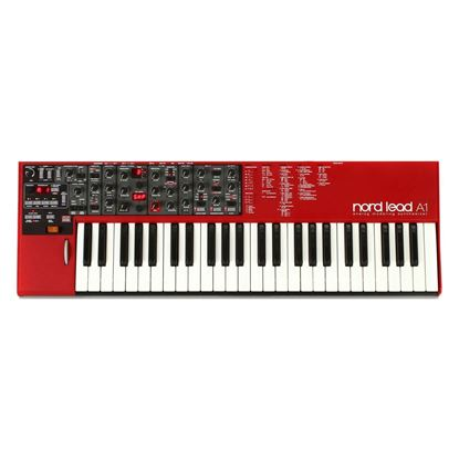 Nord Lead A1 Analogue Modeling Synthesizer - Front