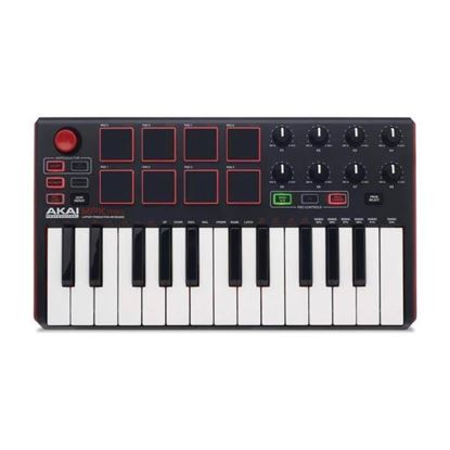 Akai MPK MkII Mini Portable Pad and Keyboard Controller