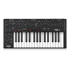Behringer MS101 Analog Synth - Black - Top