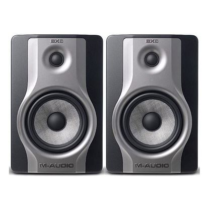 M-Audio BX6 Carbon 6 Inch Studio Monitors (Pair)