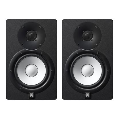 Yamaha HS7 6.5 Inch Active Studio Monitors (Pair, Black)