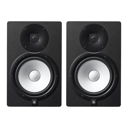 Yamaha HS8 8 Inch Active Studio Monitors (Pair, Black)