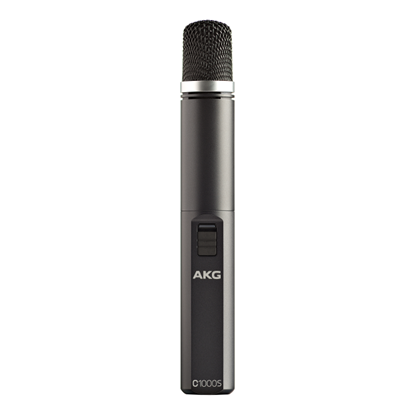AKG C1000S MKIV High Performance Small Diaphragm Condenser Microphone