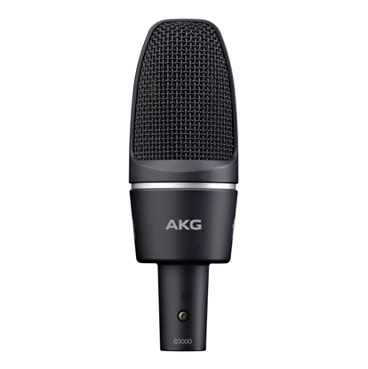 AKG C3000 High Performance Large Diaphragm Condenser Microphone