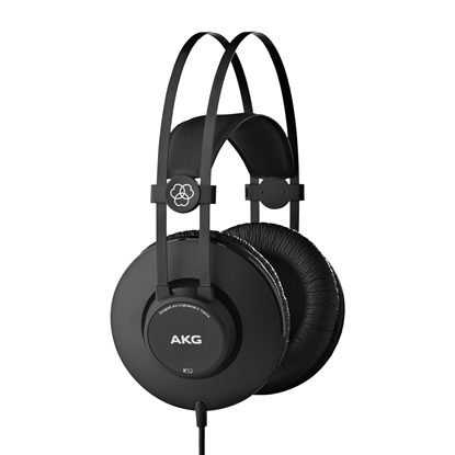 AKG K52 Closed-Back Headphones (K-52)
