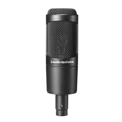 Audio Technica AT2035 Large Diaphragm Cardioid Condenser Microphone