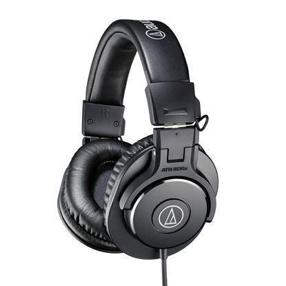 Audio-Technica ATH-M30x Studio Monitoring Headphones