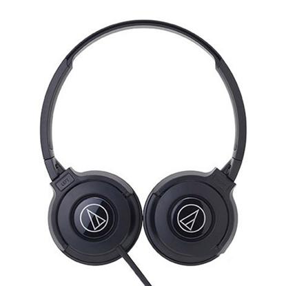 Audio-Technica S100iS Portable Street DJ Headphones