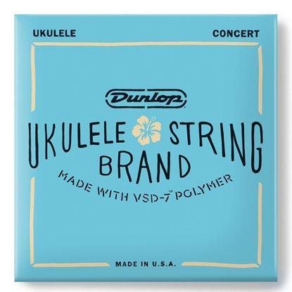 Dunlop DUQ302 Concert Ukulele String Set - Front