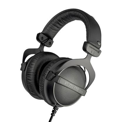Beyer Dynamic DT770-PRO Closed Back Studio Headphone (32 Ohms)