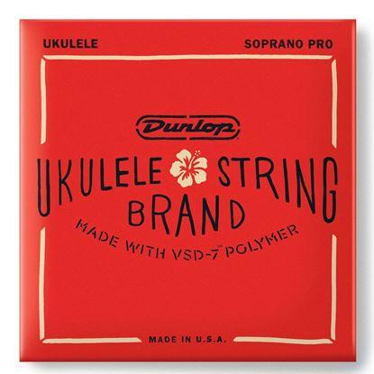 Dunlop DUQ301 Concert Ukulele String Set - Front