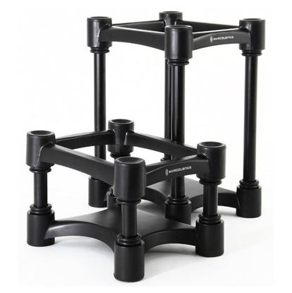 IsoAcoustics L8R155 Shock-mount Monitor Stands (Pair)
