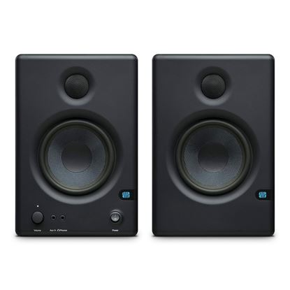 "PreSonus Eris E4.5 4.5"" High Definition Studio Monitors (Pair) - Front"