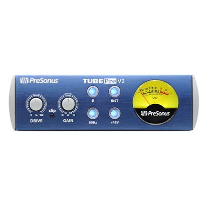 PreSonus TubePre V2 Tube Preamp - Front