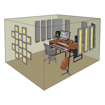 Primacoustic London 12 Room Kit (Beige)