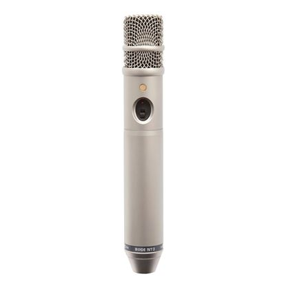 Rode NT3 3/4 Inch Cardioid Condenser Microphone
