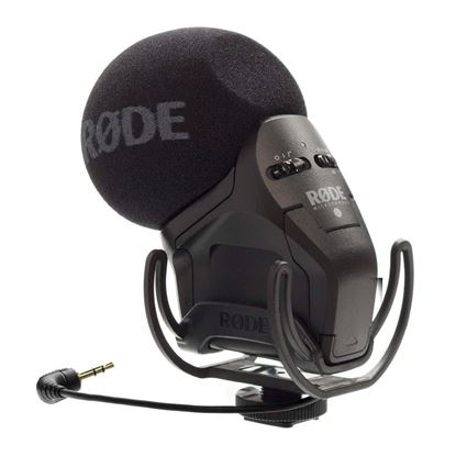 Rode Stereo VideoMic Pro Rycote Stereo On-Camera Microphone