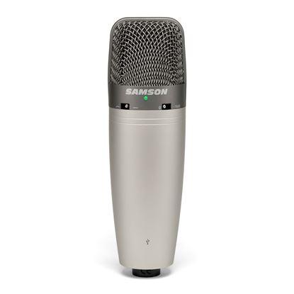 Samson C03-U Studio USB Condenser Microphone  (C03U)