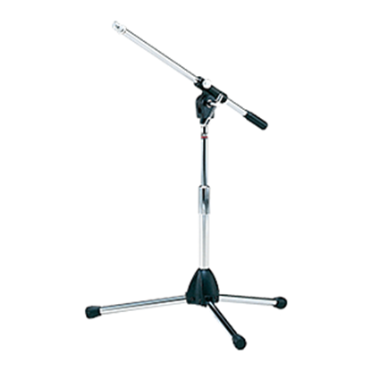 Tama MS205ST Short Boom Mic Stand Chrome
