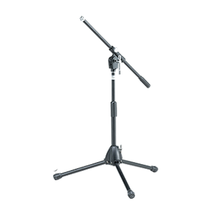Tama MS205STBK Short Boom Mic Stand Black