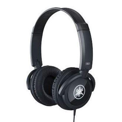Yamaha HPH-100 Closed Headphones (Black)