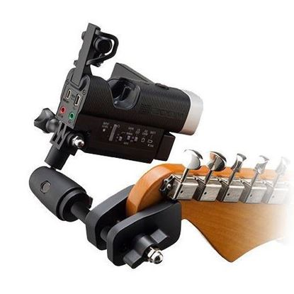 Zoom GHM-1 Guitar Camera Mount for Q4n and Q8 (GHM1)