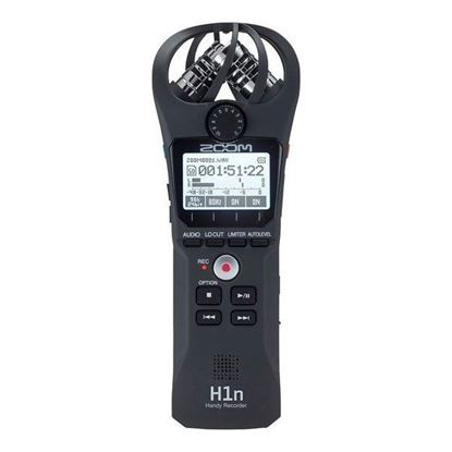 Zoom H1n Handy Recorder (Black)